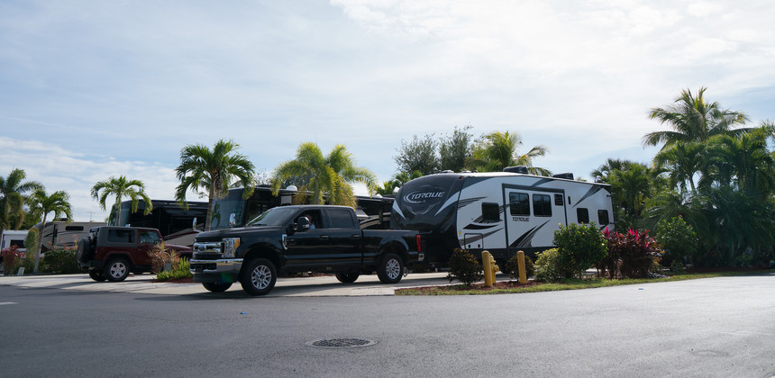 Towing Guides - Learn to Safely Tow Your RV - Thor Industries