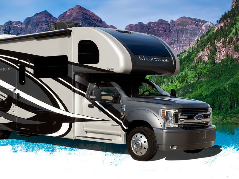 <h1>Thor Motor Coach Reveals Outdoor Adventurer 4WD Magnitude SV34 at RVX</h1>