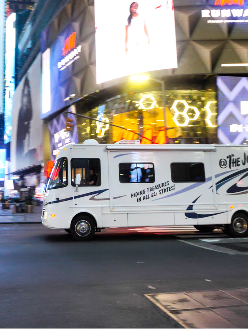 <h1>Our First RV Drive through New York City</h1>
