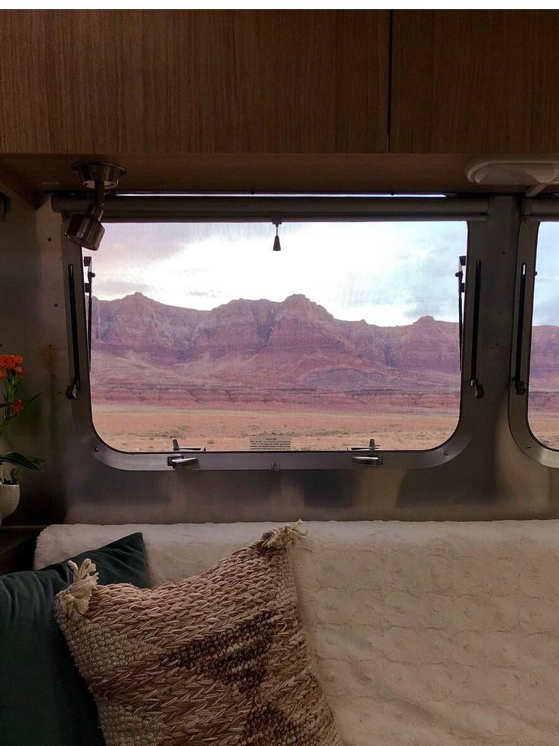Window to Marble Canyon, Arizona