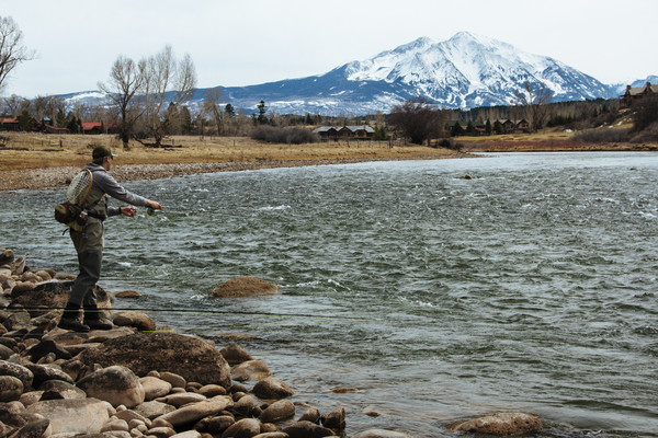 A Guide to Fly Fishing Through Colorado