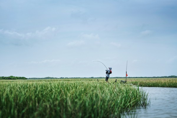 A Guide to Kayak Fishing Through Texas