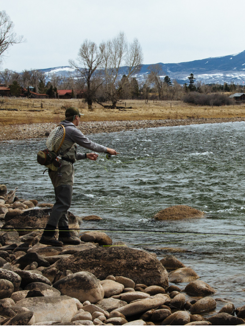 <h1>A Guide to Fly Fishing Through Colorado</h1>