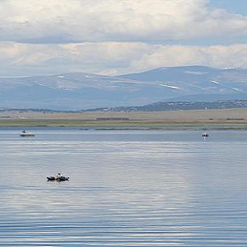 4. Spinney Mountain Reservoir
